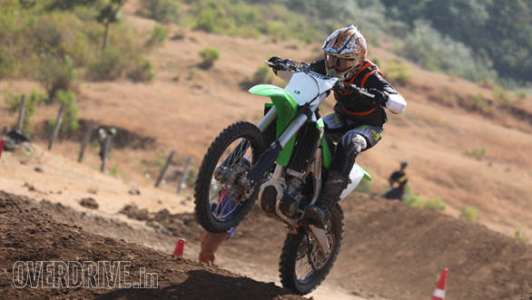 2017 Kawasaki KX250F first ride review