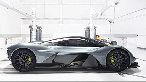 Image gallery: Aston Martin and Red Bull's AM-RB 001 hypercar