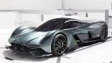 Aston Martin Red Bull AM-RB 001 production version to debut in early 2019