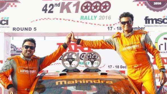 2018 European Rally Championship: Amittrajit Ghosh to take part in Acropolis Rally