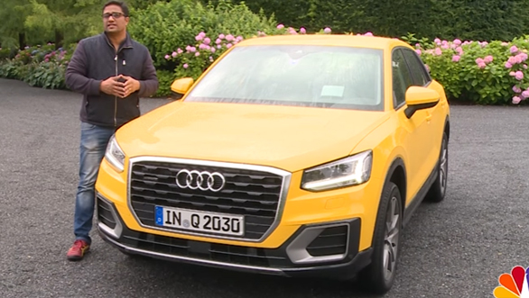 Audi Q2 - First Drive Review - Video