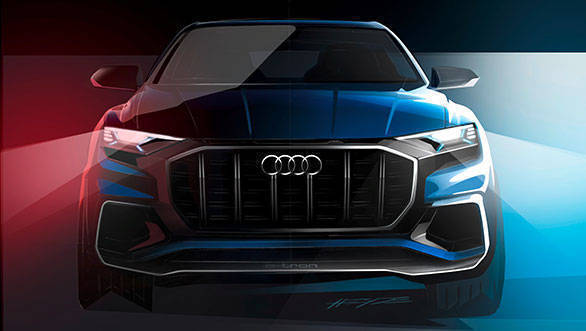 All-new Audi Q8 concept to debut at the Detroit Motor Show