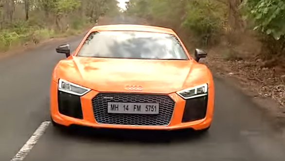 Audi R8 - Road Test Review - Video