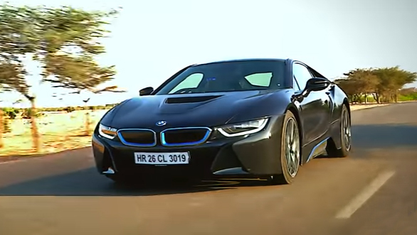 Bmw I8 Road Test Review India Video Overdrive