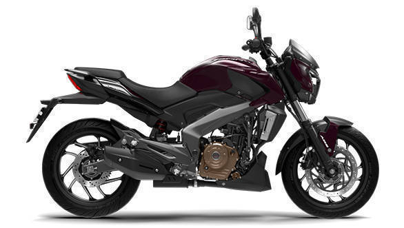 Bajaj Dominar 400 Studio Shots (6)
