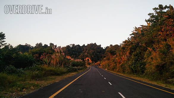 Best driving routes: North Lakhimpur to Siluk