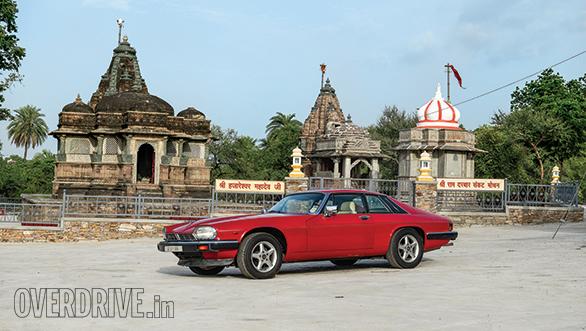 Dungarpur Mews Car Museum