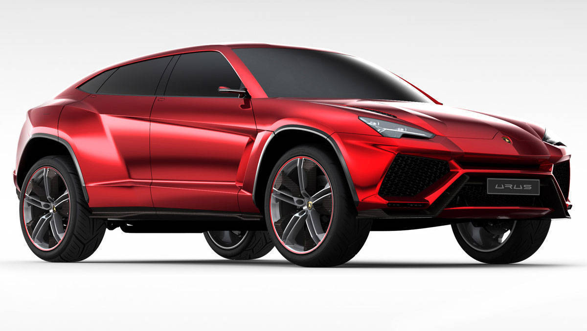 Exclusive: Lamborghini Urus to be unveiled globally on December 4, 2017