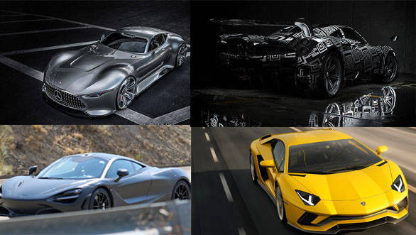 Top 10 exciting cars expected to arrive in 2017