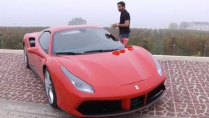 Ferrari 488 Spider first drive review by OVERDRIVE - Video