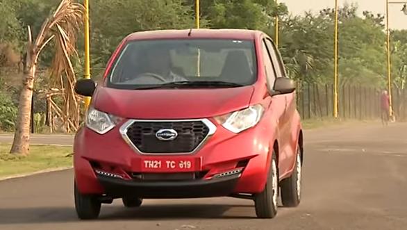 First Drive - Datsun Redi-GO - Video