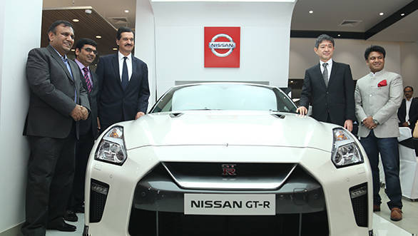 Nissan GT-R to be sold exclusively through Nissan High Performance Centre in India