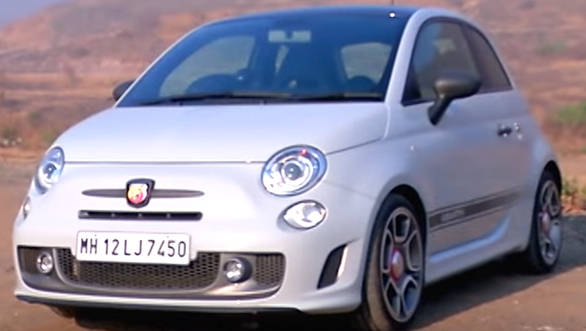 Abarth 595 Competizione review - Video