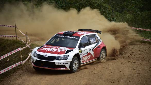 APRC 2016 India Rally: Gaurav Gill wins at Chikmagalur