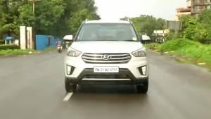 Hyundai Creta - First Drive Review - Video