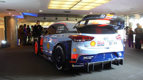 Hyundai Launches the Coupe WRC (2)