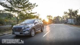 2016 Hyundai Tucson diesel AT road test review