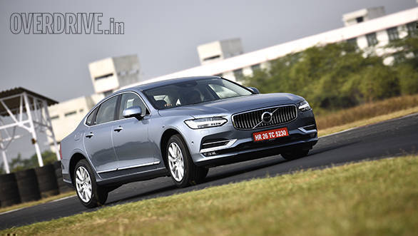 IMPORT CAR OF THE YEAR - Volvo S90