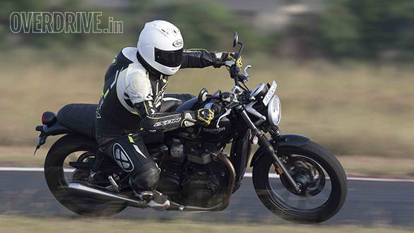 IMPORT MOTORCYCLE OF THE YEAR - Triumph Street Twin