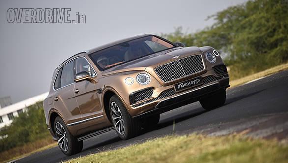 IMPORT SUV OF THE YEAR - Bentley Bentayga