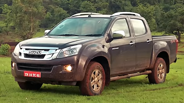 Isuzu D Max V Cross And Mu X Suv Prices Revised In India Overdrive