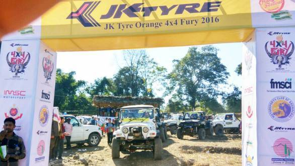 JK Tyre Orange Festival 4x4 Fury Day 1_3