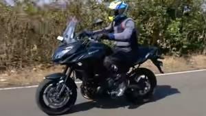 Kawasaki Versys 650 Road Test Review - Video