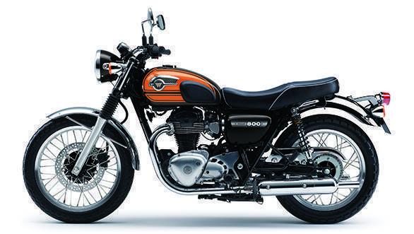 Kawasaki W800 (1)