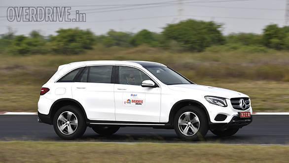 LUXURY SUV OF THE YEAR - Mercedes-Benz GLC