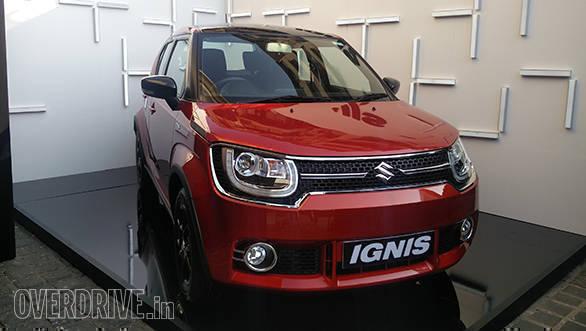 Maruti Suzuki Ignis variants explained