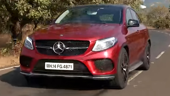 Mercedes-AMG GLE Coup' - Road Test Review - Video