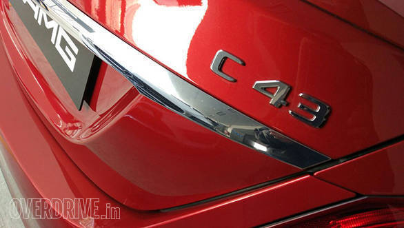 Mercedes-Benz AMG C43 (10)