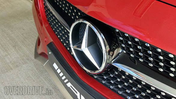 Mercedes-Benz AMG C43 (11)