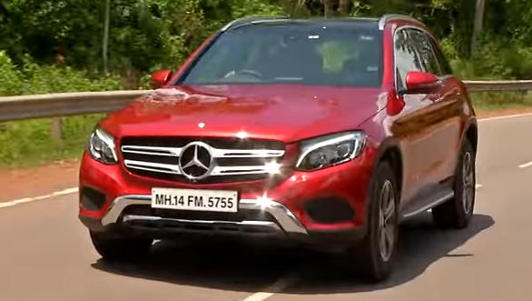 Mercedes-Benz GLC - First Drive Review - Video