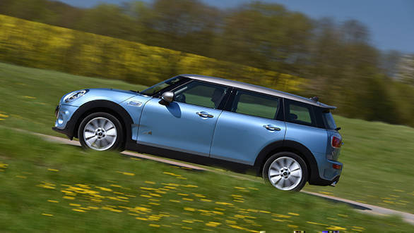 Mini Cooper SD Clubman (11)