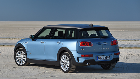 Mini Cooper SD Clubman (3)