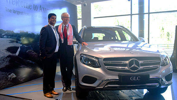 Mercedes Benz Opens New Dealerships In Guwahati And Ahmedabad