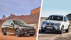 Petrol BMW X3 and X5 launched in India at Rs 54.90 lakh and Rs 73.50 lakh