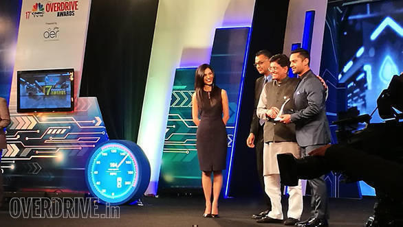 CNBC-TV18 OVERDRIVE Awards 2017: Gaurav Gill wins Motorsport Award Of The Year