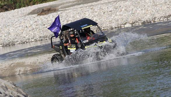 2016 JK Tyre 4x4 Fury: Siddharth Santosh and Lokesh Shivaraja win the Championship