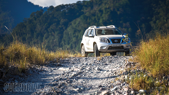 The Terrano was a favourite for most of the team. The strong performance, rugged feel and uncompromised handling made it very enjoyable in all conditions