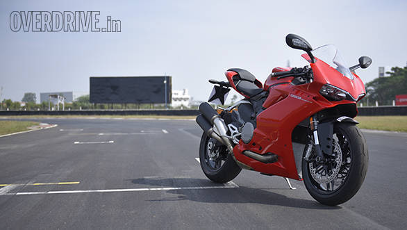 PERFORMANCE BIKE OF THE YEAR - Ducati 959 Panigale