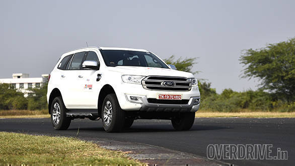 PREMIUM SUV OF THE YEAR - Ford Endeavour