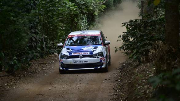 Aprc 2016 India Rally Gaurav Gill Wins At Chikmagalur Overdrive