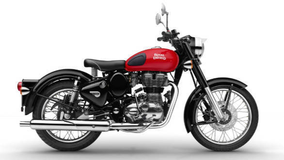 Royal Enfield Classic 350, 500 to be updated in India soon