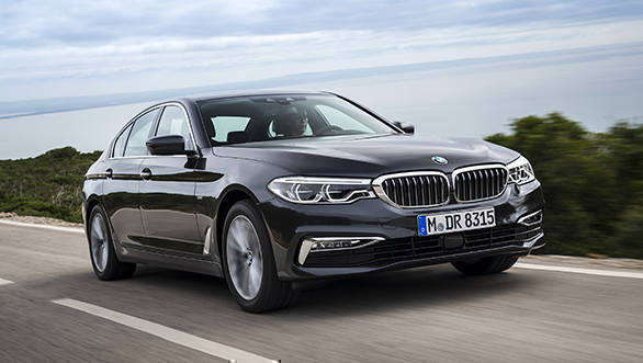 Live webcast: Launch of the all-new BMW 5 Series in India