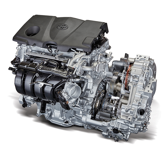 Toyota Hybrids (4)