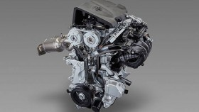 Toyota unveils more efficient powertrains for use in 60 per cent of its vehicles by 2021