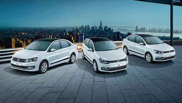 Volkswagen introduces Crest edition on Ameo, Polo and Vento in India