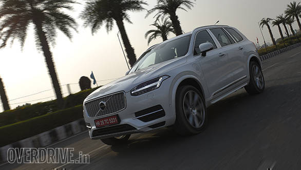 Volvo India may assemble the upcoming XC40 and S40 compact cars